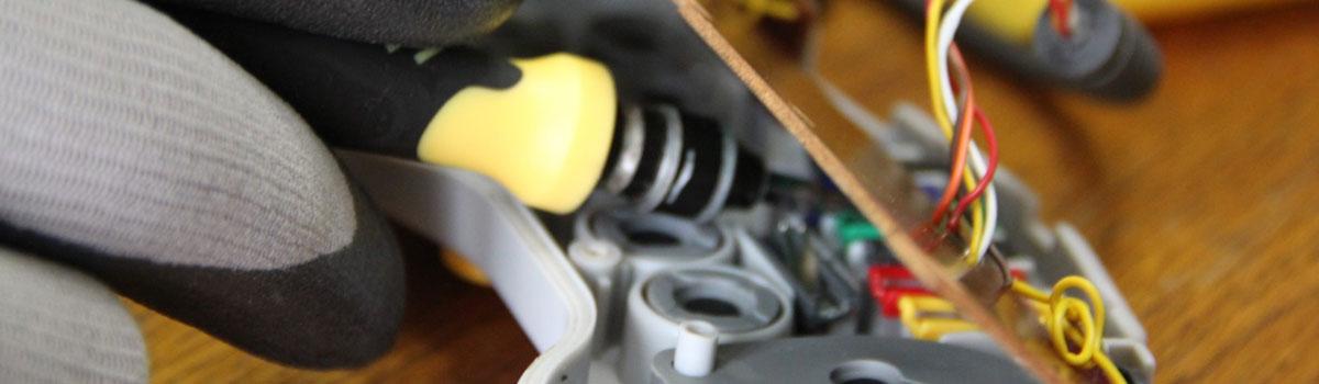 réparation manette